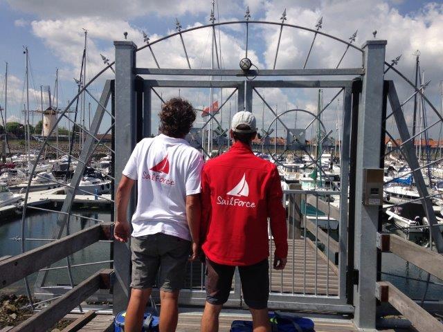 Ervaren schippers sailforce