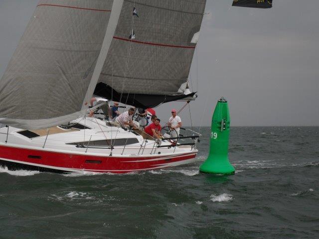 SailForce Dehler 42c boeironding