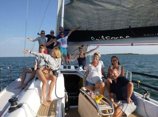 zeildag oosterschelde sailforce 2