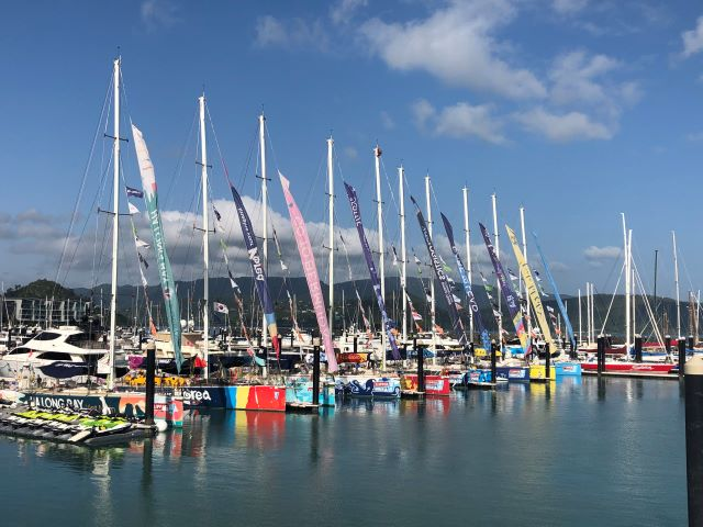CLipper rond the world race