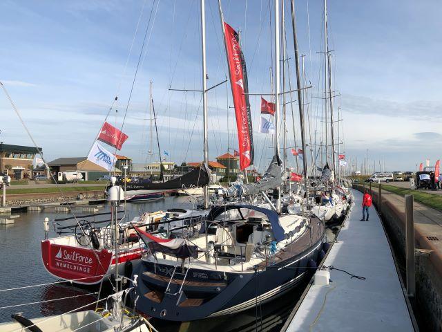 SailForce zeilevents wemeldinge haven