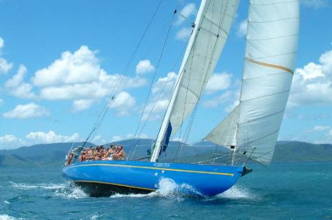 Southern Cross Sailing Whitsundays