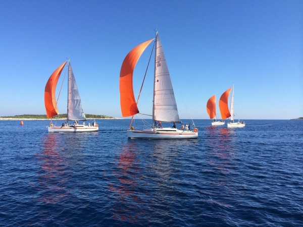Dutch Sailing Regatta Kroatië 22 - 29 september 2018